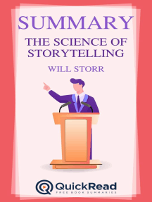 "Summary of ""The Science of Storytelling"" by Will Storr"