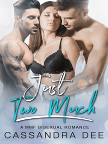 Just Two Much By Cassandra Dee Ebook