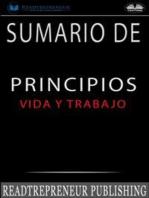 Sumario De Principios