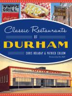 Classic Restaurants of Durham