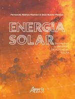 Energia Solar: Estimativa e Previsão de Potencial Solar