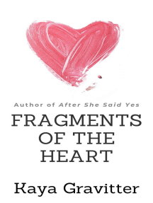Fragments of The Heart