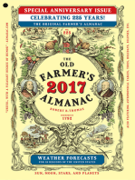 The Old Farmer's Almanac 2017