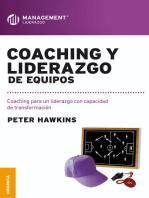 Coaching y liderazgo de equipos: Coaching para un liderazgo con capacidad de transformación
