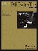 The Bill Evans Trio - Volume 1 (1959-1961) Artist Transcriptions