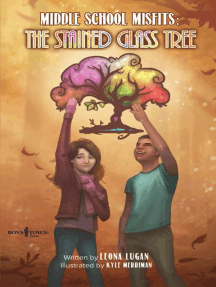 Middle School Misfits: The Stained Glass Tree