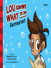 Lou Knows What to Do: Restaurant