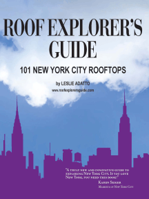 Roof Explorer's Guide: 101 New York City Rooftops