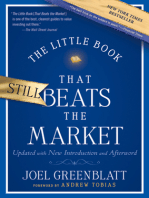 The Little Book That Still Beats the Market