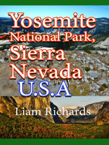 Yosemite National Park, Sierra Nevada. U.S.A: Park Nature and Environment