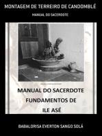 Montagem De Terreiro De Candomblé