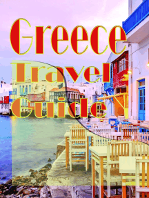 Greece Travel Guide: Information Tourism