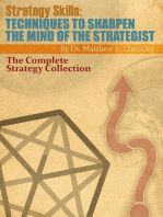 Strategy Skills: Techniques to Sharpen the Mind of the Strategist