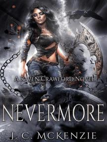 Nevermore: Raven Crawford, #2