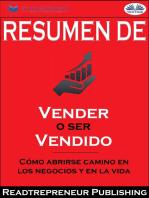 """Resumen De """"Vender O Ser Vendido"""