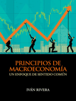 Principios de macroeconomía: Un enfoque de sentido común