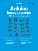 Arduino. Trucos y secretos.: 120 ideas para resolver cualquier problema