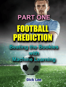 Part One: Football Prediction - Beating the Bookies with Machine Learning