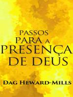 Passos para a Presença de Deus