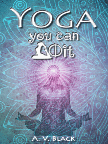 Yoga: You Can Do It