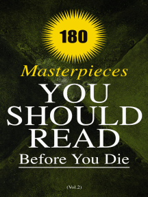 180 Masterpieces You Should Read Before You Die (Vol.2): Life is a Dream, The Awakening, Babbitt, Strange Case of Dr Jekyll and Mr Hyde, Sense and Sensibility, A Tale of Two Cities, Dubliners, A Doll's House,Anne of Green Gables, The Hunchback of Notre Dame, Iliad & Odyssey...
