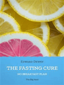 The Fasting Cure: No Breakfast Plan