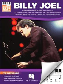 Billy Joel - Super Easy Songbook
