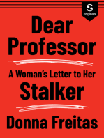 Dear Professor