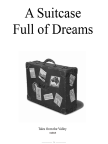 A Suitcase Full of Dreams