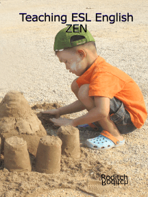 Teaching ESL English Zen