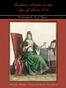 Fashion Prints in the Age of Louis XIV: Interpreting the Art of Elegance
