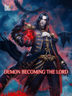 Read Demon Becoming The Lord Online By Yao Ye Books
