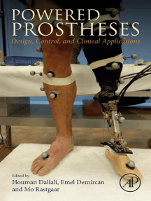 Powered Prostheses: Design, Control, and Clinical Applications