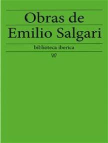 Obras de Emilio Salgari: nueva edición integral