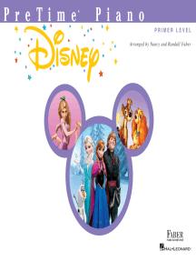 PreTime® Piano Disney: Primer Level