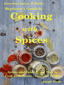 Beginner's Guide to Cooking with Spices: Essential Spices and Herbs, #9