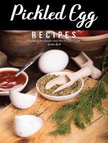 Pickled Egg Recipes: Creative Recipes Uses for Pickled Eggs