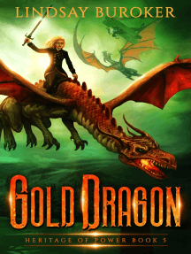 Gold Dragon (Heritage of Power, Book 5)