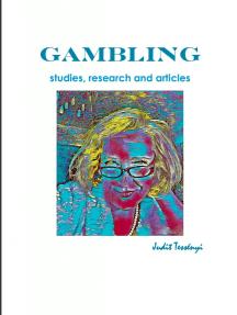 Gambling Studies: Studies, Research and Articles