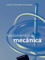 Fundamentos de mecánica