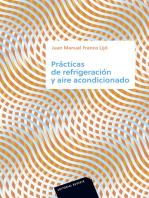 Prácticas de refrigeración y aire acondicionado