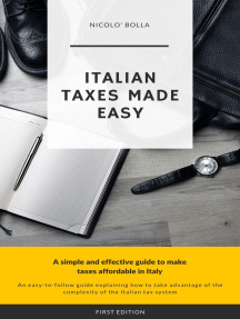 Italian Taxes Made Easy