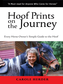 Hoof Prints on the Journey: Every Horse Owner's Simple Guide to the Hoof