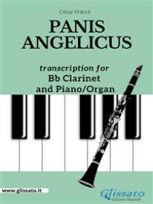 Panis Angelicus - Bb Clarinet and Piano/Organ