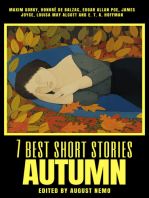 7 best short stories - Autumn
