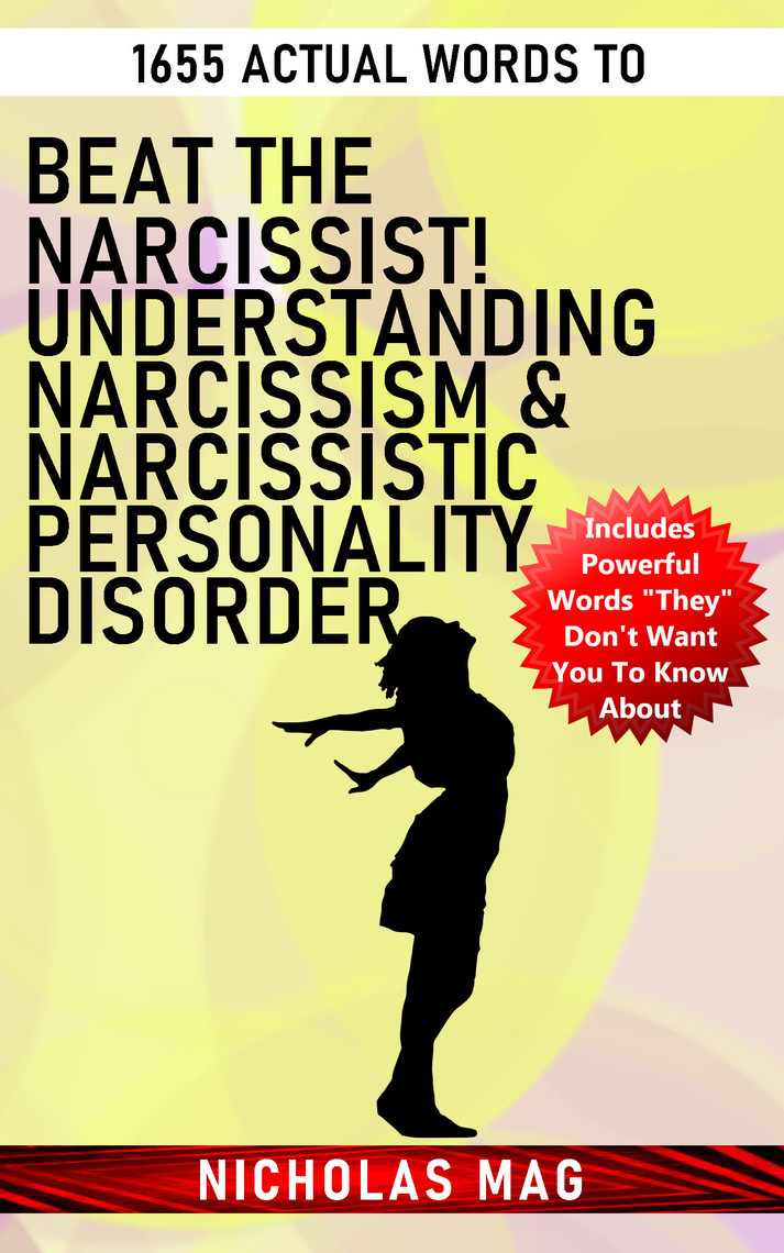 Personality disorder what is narcissistic Narcissistic personality