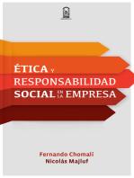 Ética y responsabilidad social en la empresa