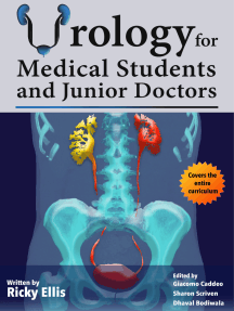 Urology for Medical Students and Junior Doctors