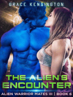 The Alien's Encounter