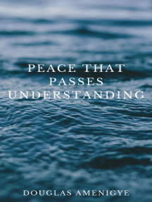 Peace That Passes Understanding